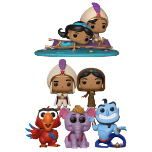Disney Aladdin Pop! Vinyl - Pop! Collection