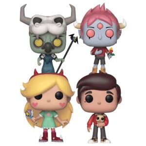 Disney Marco e Star Contro le Forze del Male Pop! Bundle