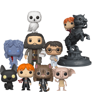 Harry Potter Bundle 1 Pop! Vinyl - Pop! Collection