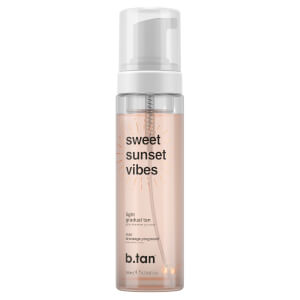 B.Tan Sweet Sunset Vibes Gradual Glow Light Mousse samoopalacz w piance