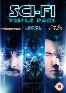 Sci-Fi Triple Pack Box Set