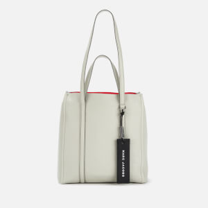 Marc Jacobs Women's 27 The Tag Tote Bag - Light Grey