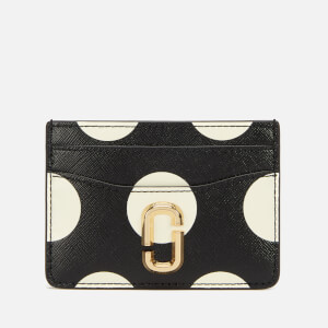 Marc Jacobs Women's Card Case - Black Multi