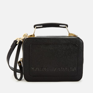Marc Jacobs Women's The Box 20 Cross Body Bag - Black
