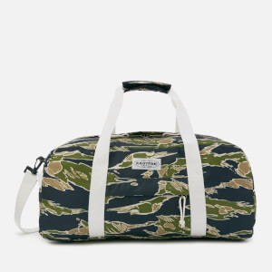 Eastpak Men's Stand + Duffle Bag - Camo'ed Forest