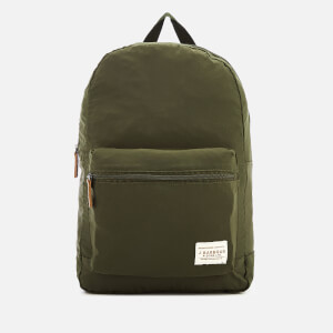 Barbour Men's Beauly Packable Rucksack - Dark Green