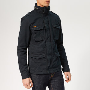 Superdry Men's Rookie Four Pocket Jacket - Navy