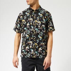 Superdry Men's Skate Shirt - Black
