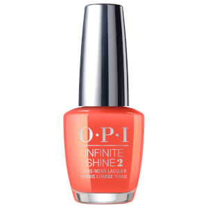 OPI Tokyo Collection Infinite Shine Tempura-ture is Rising! Nail Varnish 15ml