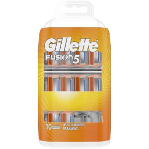 Gillette Fusion5 Razor Blades (10 Blades)