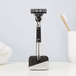Mach3 Razor Gift Pack and Razor Stand (Chrome Handle)
