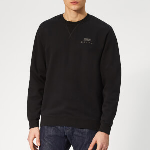 Edwin Men's Base Crew Sweat - Black