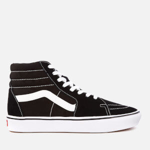 Vans ComfyCush Classic Sk8-Hi Trainers - Black/True White