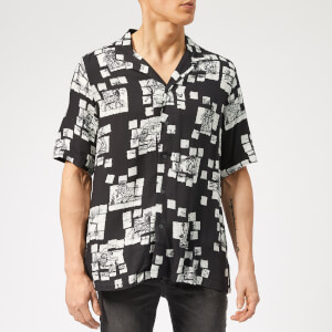 Ksubi Men's Zodiac Acid Resort Shirt - Multi