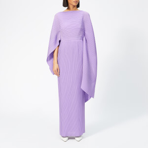Solace London Women's Adami Dress - Dark Lilac