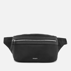 DKNY Women's Casey Belt Bag - Black/Silver