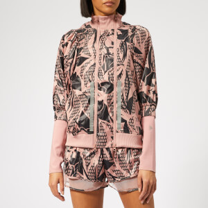 adidas by Stella McCartney Women's Run Jacket - Band Aid Pink