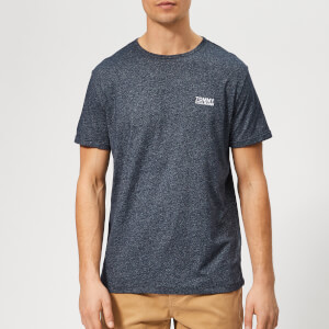 Tommy Jeans Men's Modern Jaspe T-Shirt - Navy