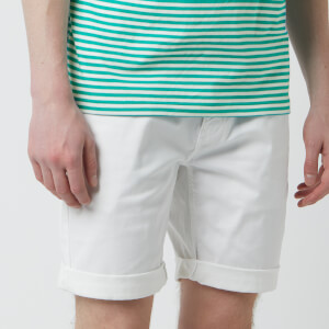 Tommy Jeans Men's Essential Chino Shorts - Classic White