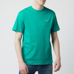 Tommy Jeans Men's Tommy Classics T-Shirt - Dynasty Green