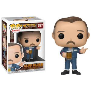 Cheers - Cliff Pop! Vinyl Figur