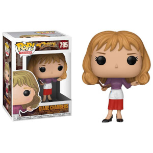 Cheers Diane Pop! Vinyl Figure