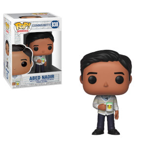 Figurine Pop! Community Abed Nadir