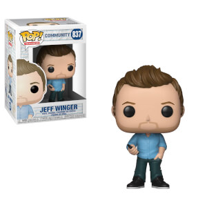 Figurine Pop! Community Jeff Winger