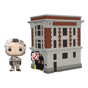 Ghostbusters - Peter con Casa Pop! Town