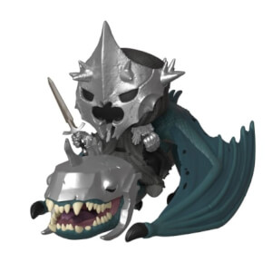 Witch King on Fellbeast Pop! Ride