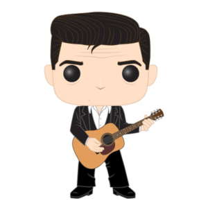 Figura Funko Pop! Rocks - Johnny Cash - Johnny Cash