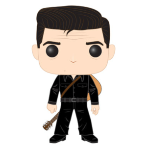 Johnny Cash - Johnny Cash (abito nero) Figura Pop! Vinyl
