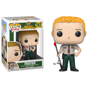 Super Troopers Die Superbullen - Foster Pop! Vinyl Figur