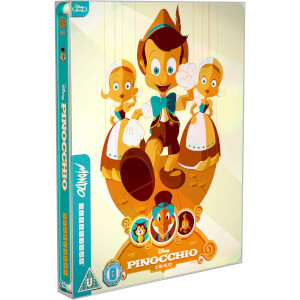 Pinocchio - Mondo #31 Zavvi Exclusive Limited Edition Steelbook