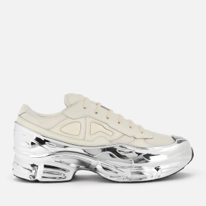 adidas by Raf Simons Ozweego Trainers - C White/Silver