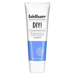 Laidbare DIY! Two in One Cleanser & Toner 125ml