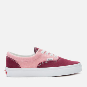 Vans Women's Chambray Era Trainers - Canvas Port Royale/True White