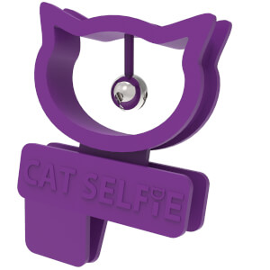 Cat Selfie Phone Attachment from I Want One Of Those