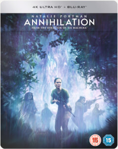 Annihilation - Steelbook Exclusif 4k UHD