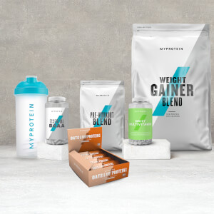Myprotein Gainer Premium Bundle Q1