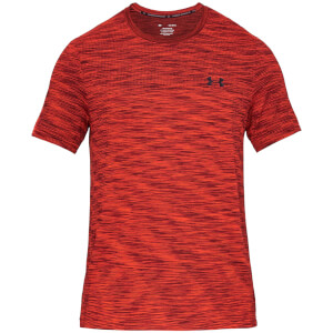 Under Armour Vanish Seamless T-Shirt - Red