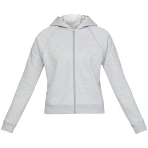 Under Armour Women's Rival Fleece FZ Hoody - Grey