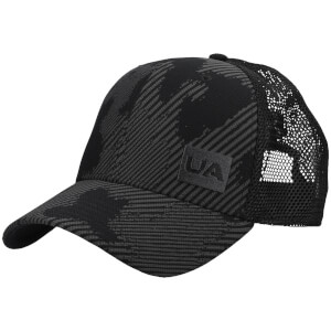 Under Armour Blitzing Trucker Cap - Black