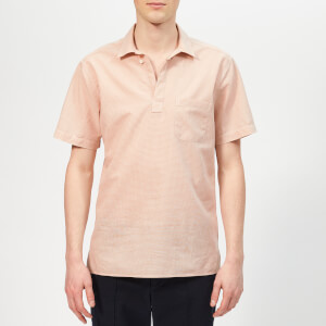 Oliver Spencer Men's Yarmouth Shirt - Kersley Pink