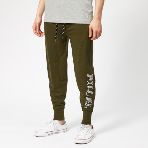 Polo Ralph Lauren Men's Cotton Joggers - Spanish Olive