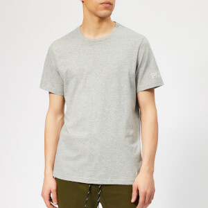 Polo Ralph Lauren Men's Sleeve Logo T-Shirt - Andover Heather