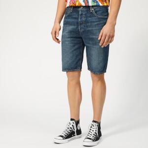 Levi's Men's 501 Hemmed Shorts - Sour Patch