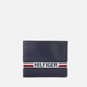 Tommy Hilfiger Men's Tape Card Wallet - Tommy Navy: Image 2