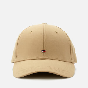 Tommy Hilfiger Men's Small Logo Baseball Cap - Tigers Eye