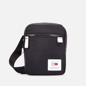 Tommy Hilfiger Men's Urban Tech Reporter Bag - Black